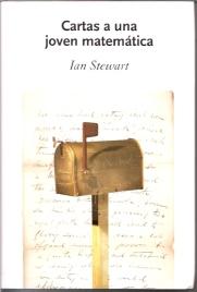 "Portada de ""Cartas a una joven matemática"" de Ian Stewart"